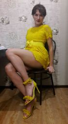 проверенная проститутка Слава Транссексуалка, от 5000 руб. в час