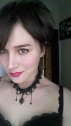 Слава Транссексуалка — эротический массаж лингама от 5000 руб.